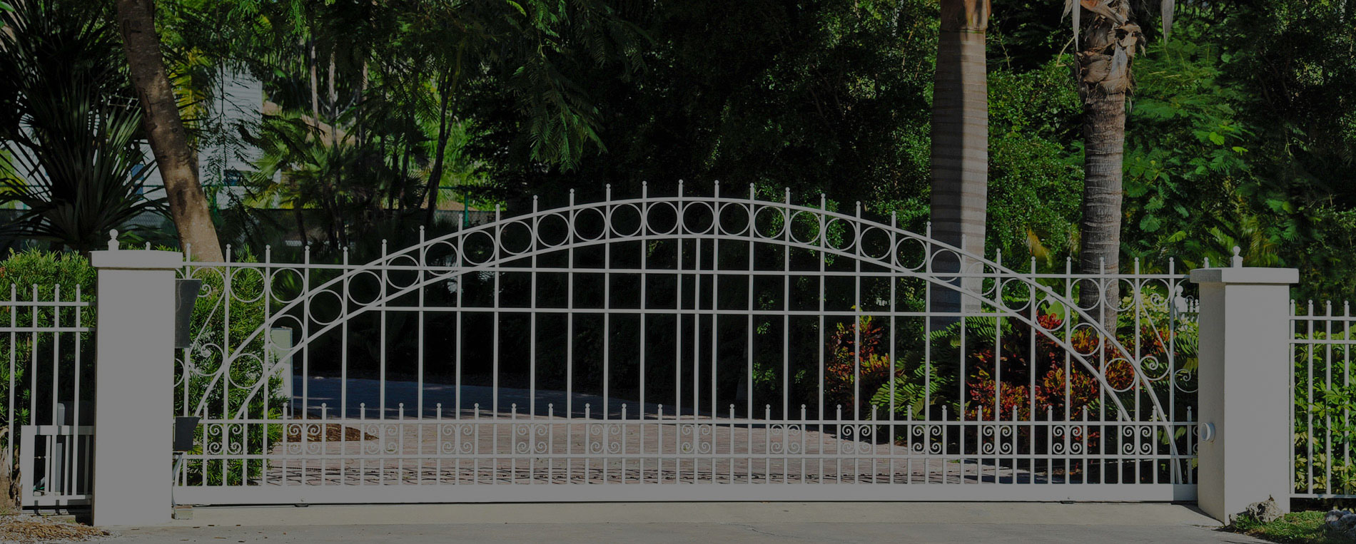 New Gate Installation